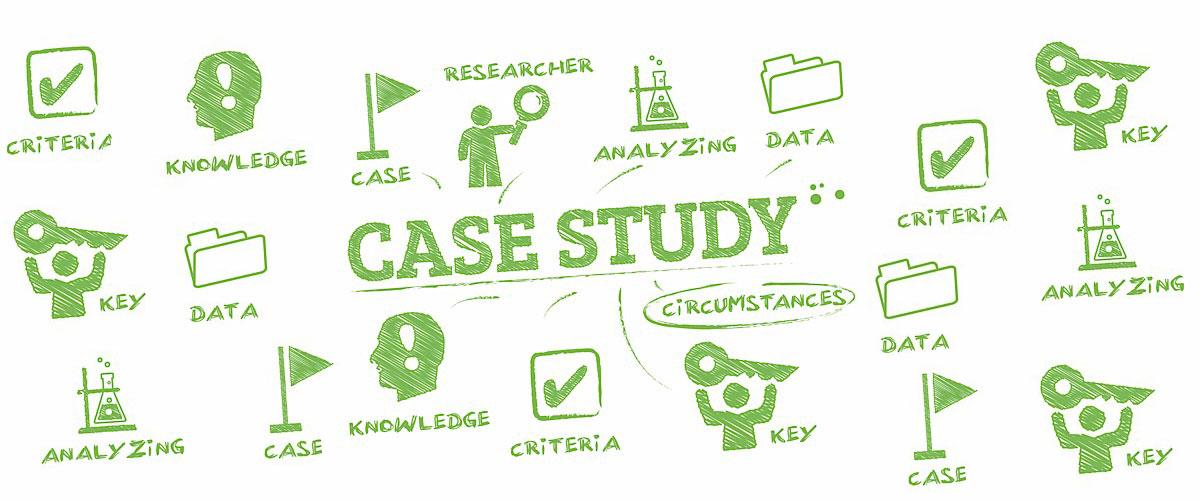 Case study helper